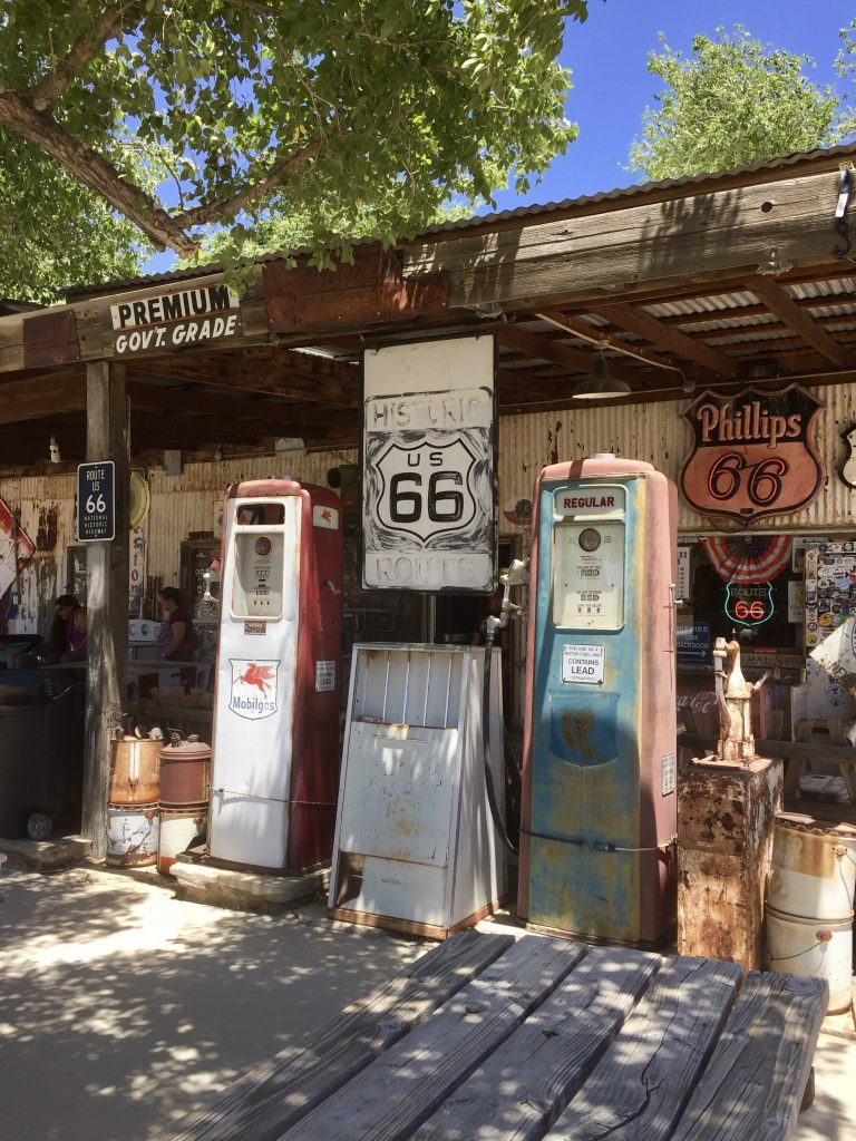 Hackberry, Az General Store on Route 66